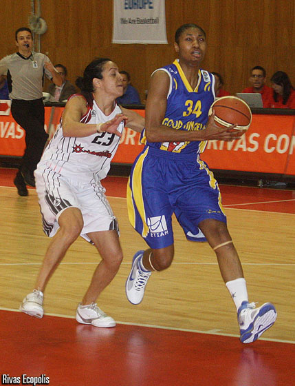 Angel Lajuane McCoughtry (Good Angels Kosice)